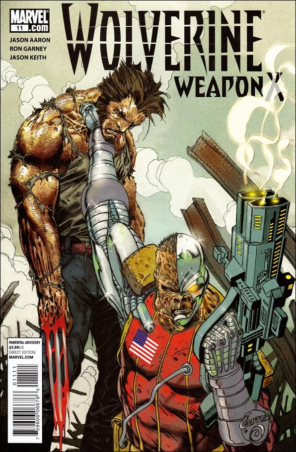 Wolverine: Weapon X 11-A by Marvel