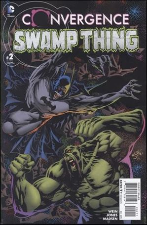 Convergence Swamp Thing 2-A