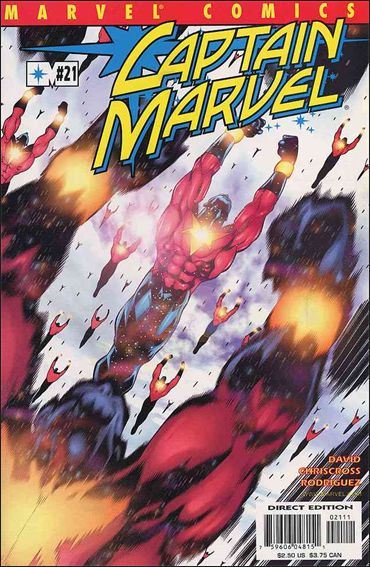 Captain Marvel (1999) 21-A by Marvel