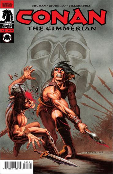 Conan the Cimmerian 9-A by Dark Horse