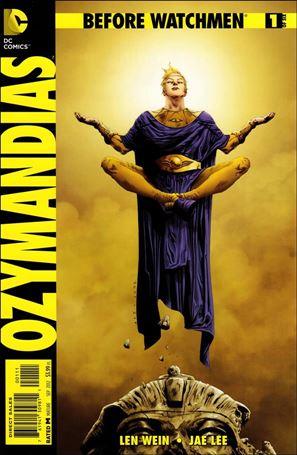 Before Watchmen: Ozymandias 1-A