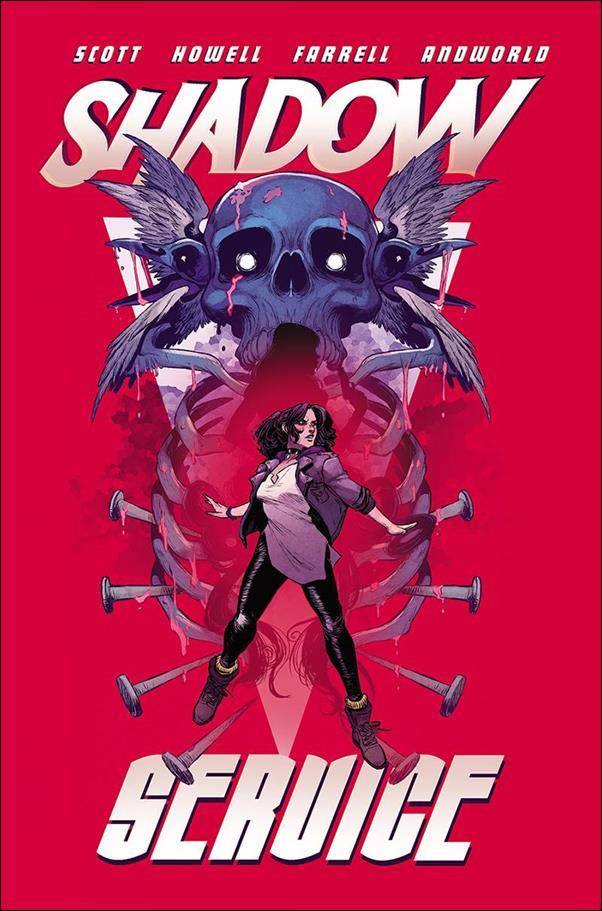 Shadow Service 1-A by Vault Comics