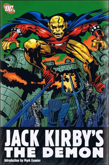 Jack Kirby's The Demon Omnibus 1-A by DC