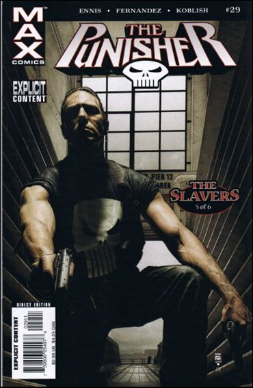 Punisher (2004) 29-A by Max