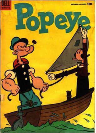 Popeye (1948) 30-A
