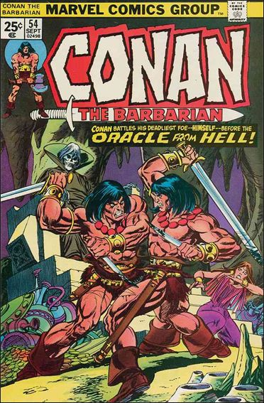 Conan the Barbarian (1970) 54-A by Marvel