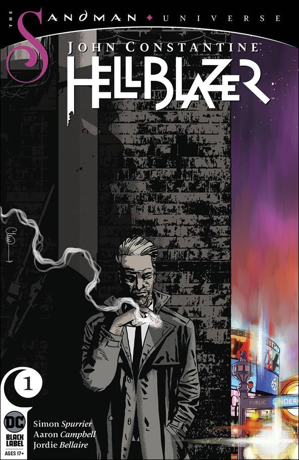 John Constantine: Hellblazer 1-B by DC Black Label