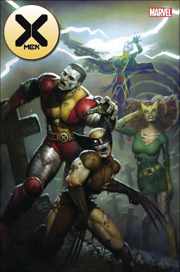 X-Men (2019) 10-B by Marvel