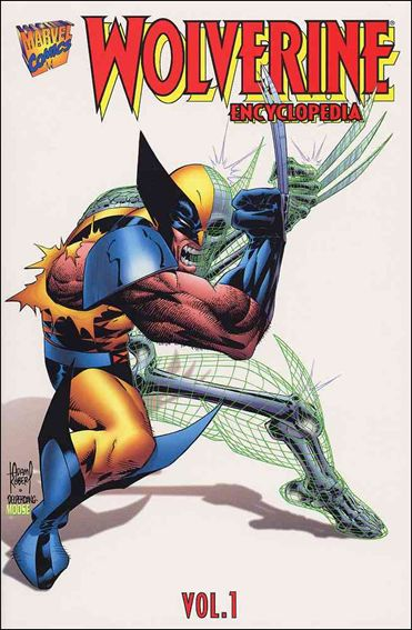 Wolverine Encyclopedia 1-A by Marvel