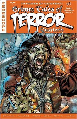 Grimm Tales of Terror Quarterly: 2021 Halloween Special nn-B