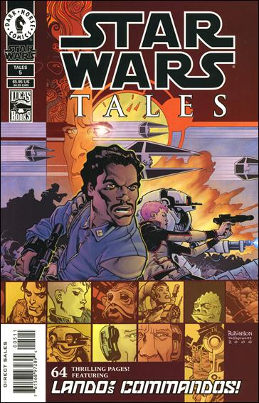 Star Wars Tales 5-A by Dark Horse