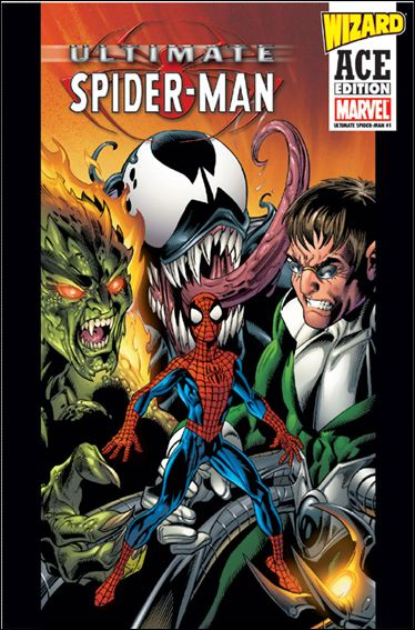 Ultimate Spider-Man (2000) 1-M by Marvel