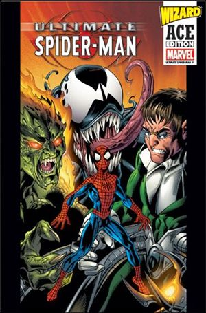 Ultimate Spider-Man (2000) 1-M