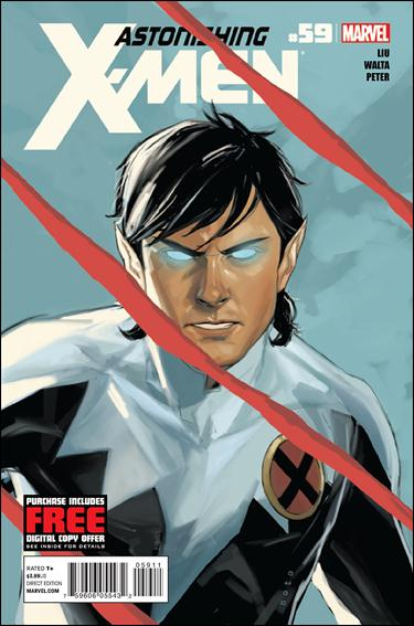 Astonishing X-Men (2004) 59-A by Marvel