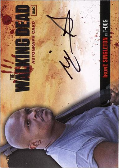 Walking Dead (Autograph Subset) A15-A by Cryptozoic Entertainment