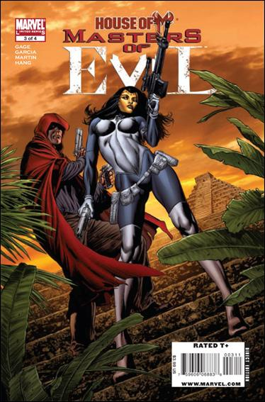 House of M: Masters of Evil 3-A by Marvel