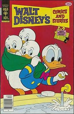 Walt Disney's Comics and Stories (1940) 459-A by Dell