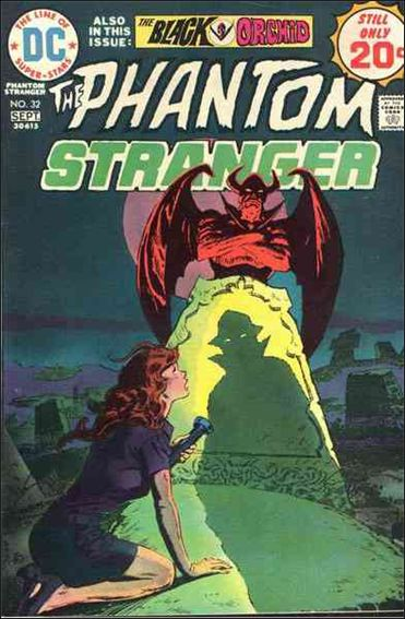 Phantom Stranger (1969) 32-A by DC