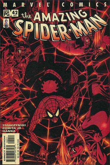 Amazing Spider-Man (1999) 42-A by Marvel