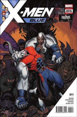 X-Men: Blue 11-A