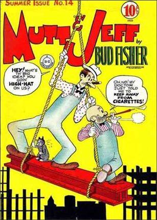 Mutt & Jeff 14-A