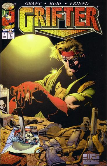 Grifter (1996) 4-A by Image