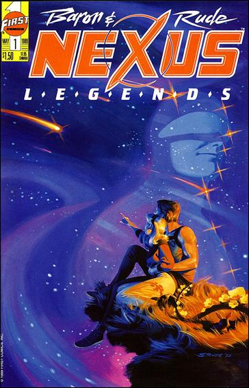 Nexus Legends 1-A by First
