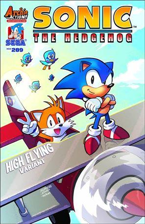 Sonic the Hedgehog (1993) 289-B