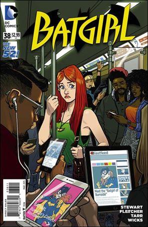 Batgirl (2011) 38-A