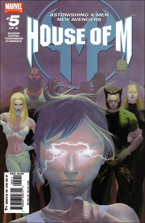 House of M (2005) 5-A by Marvel