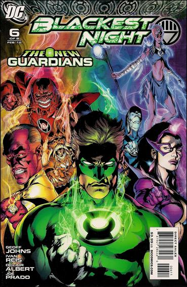 Blackest Night 6-A by DC