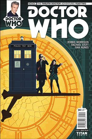 Doctor Who: The Twelfth Doctor Year Two 4-A