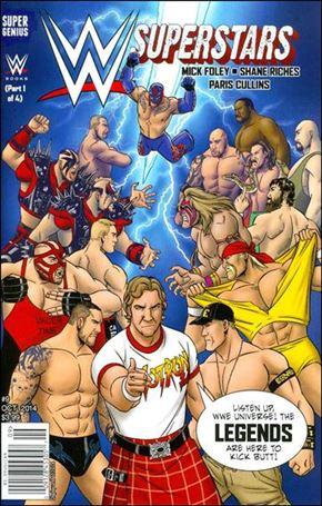 WWE Superstars 9-A
