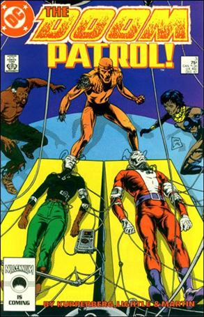 Doom Patrol (1987) 3-A