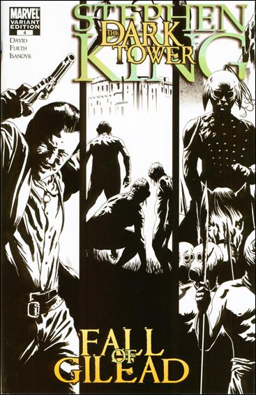 Dark Tower: The Fall of Gilead 4-C by Marvel