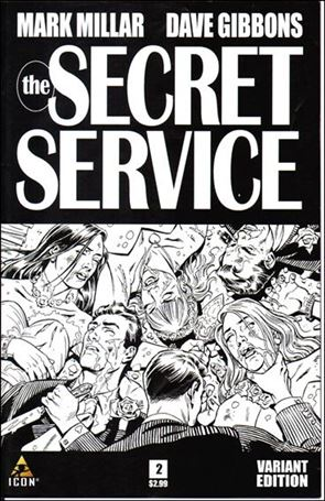 Secret Service 2-B