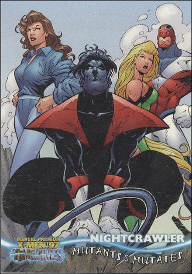 X-Men: Timelines (Base Set) 34-A by Fleer/SkyBox