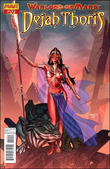 Warlord of Mars: Dejah Thoris 20-A by Dynamite Entertainment