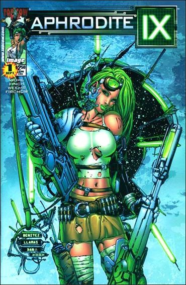 Aphrodite IX (2000) 1-D by Top Cow