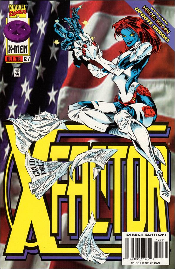X-Factor (1986) 127-A by Marvel