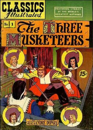 Classic Comics/Classics Illustrated 1-K