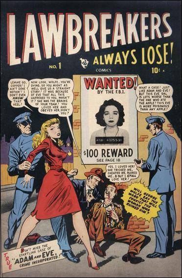 Lawbreakers Always Lose! 1-A by Marvel