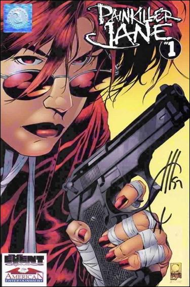 Painkiller Jane (1997) 1-D by Event Comics