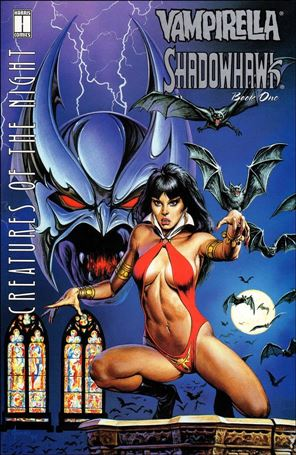 Vampirella/ShadowHawk: Creatures of the Night 1-A