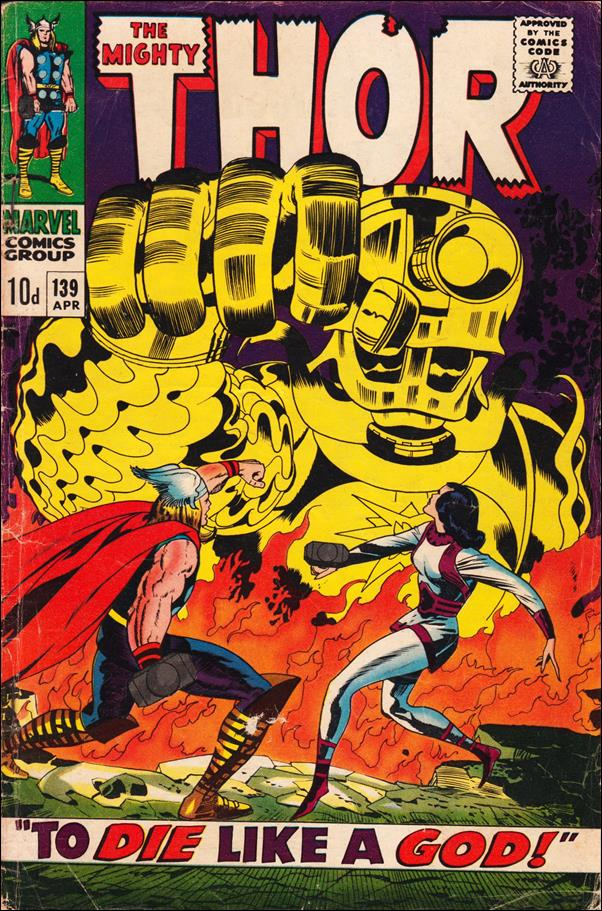 Thor (1966) 139-B by Marvel