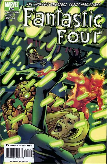 Fantastic Four (1961) 530-A by Marvel