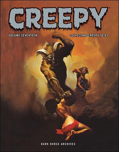 Creepy Archives 17-A by Dark Horse