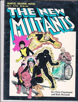 Marvel Graphic Novel 4-C