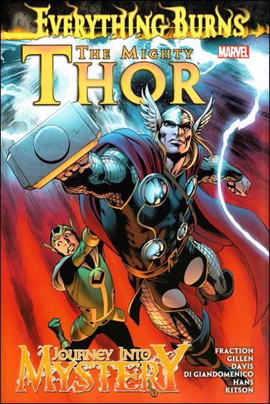 Mighty Thor/Journey into Mystery: Everything Burns nn-A by Marvel