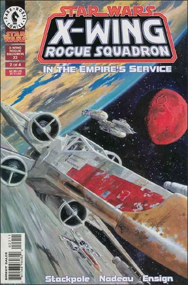 Star Wars: X-Wing Rogue Squadron 22-A by Dark Horse